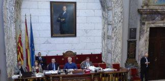 Guerra de números en el Pleno Municipal de Diciembre