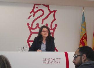 Elena Bastidas reclama a Oltra pague de forma urgente a las residencias de mayores
