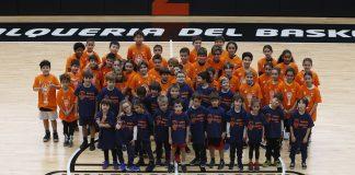 La IV Escola de Nadal inicia su actividad en L'Alqueria del Basket