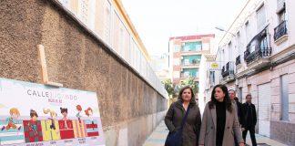 El Ayuntamiento realiza obras en Benicalap con cargo al Valencia CF presionando al club para acabar el estadio