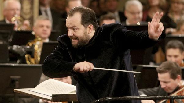 Andris Nelsons el renovador del concierto de Viena