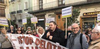 """Ferrer San Segundo denuncia que el gobierno de Ribó y el PSPV """"castiga a los vecinos de PenyaRoja con una inversión ridícula en 2019 de 640€"""""""