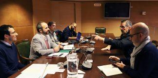 La Diputació y el 112 irán de la mano para reforzar la coordinación ante emergencias en zonas de interior