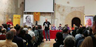 ERC carga contra el Tribunal Constitucional, la Guardia Civil y la Policia Nacional