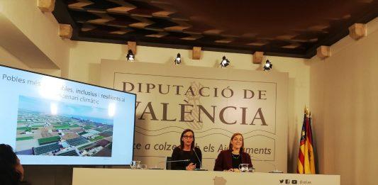 Diputacio presenta el plan Reacciona contra el cambio climático
