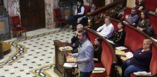 En el Pleno de Febrero Galiana asume la portavocía del Grupo Municipal de Compromís