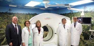 El Hospital Universitario del Vinalopó invierte 1,2 millones de euros en un nuevo TAC