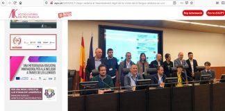 ACPV pide en el Congreso la unidad del catalán con el apoyo de Baldoví y Compromís