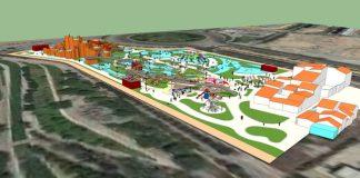 El gobierno de Ribó dice ahora NO al parque acuático presentado por el propio alcalde en Octubre