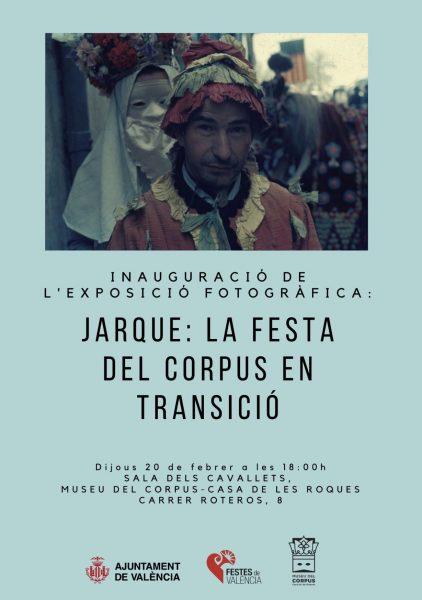 """El Museu del Corpus inaugura la exposición de Rafale Jarque """"Jarque: La fiesta del Corpus en transición"""""""