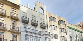 Urbanismo pretende derribar el antiguo cine Metropol