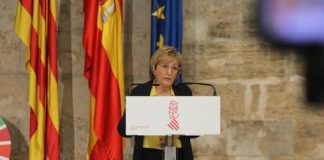 Ana Barceló,Consellera de Sanidad confirma 584 nuevos casos positivos de coronavirus en la Comunitat Valenciana