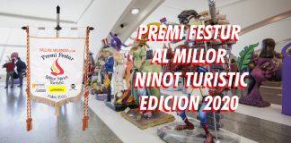 Premi al Millor Ninot Turistic de les Falles 2020