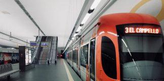 MetroValencia limitará el acceso a sus instalaciones