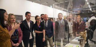 'Un sentiment etern', La Diputació exhibe el 'sentiment' del valencianismo con los recuerdos de 100 años de historia