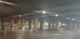 Carlos Enrique Galiana clausura el sótano del Mercado Central