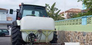 El PP pide que se atienda la petición de colaboración de los agricultores de Valencia para ayudar en la desinfección de las calles