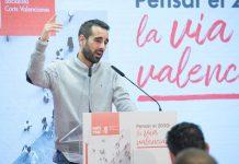 Los diputados del PSPV-PSOE donan 25.000 euros de su nómina para luchar contra los efectos del Covid-19