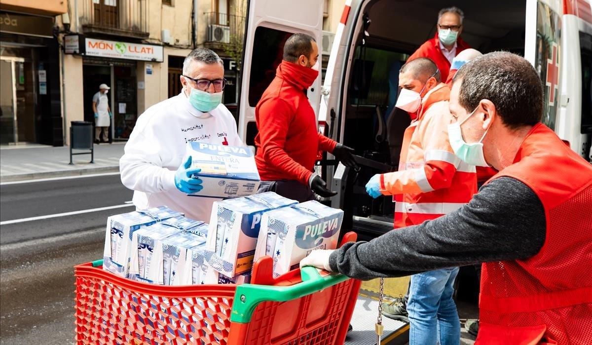 La pobreza invisible que provoca el coronavirus - ValenciaNews