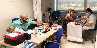 Ribera Salud hace test masivos a sus profesionales y al personal de los servicios externalizados