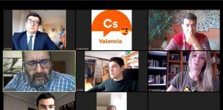 Giner presenta un plan de reconstrucción y recuperación post confinamiento para Valencia