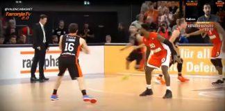 L'Alqueria aprende de Guillem Vives: Ricky, Curry y la psicología en el baloncesto