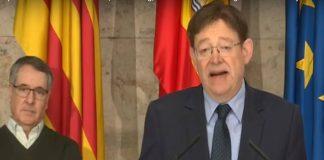 Generalitat, Sindicatos y Patronal acuerdan unas ayudas para los trabajadores afectados por el COVID-19