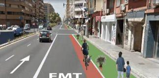 El Ayuntamiento acelera las peatonalizaciones y carriles bici
