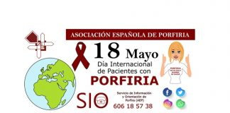La Federación Española de Enfermedades Raras (FEDER) se adhiere y muestra su apoyo en los pacientes y familiares.