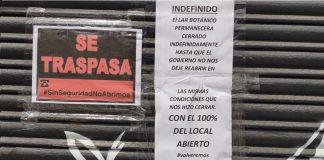 """Cesar Soler, Cafetería Lar Botánico """"Con estas restricciones no podemos abrir"""""""