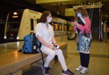 Metrovalencia encuesta a sus usuarios para conocer los nuevos patrones de movilidad durante la desescalada