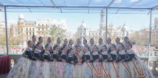 Comunicado de las Falleras Mayores de Valencia