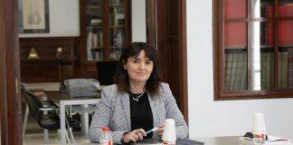 """Julia Parra denuncia el """"ninguneo"""" de la Generalitat en materia cultural hacia la provincia de Alicante"""