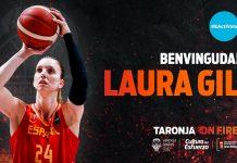 Laura Gil es el primer refuerzo de Valencia Basket