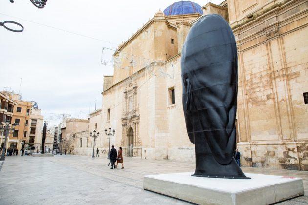 La Fundación Hortensia Herrero prorroga la exposición de Jaume Plensa en Elche
