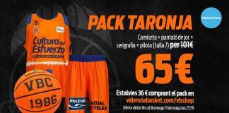 Llega el Pack Taronja, el regalo ideal para cumpleaños y comuniones