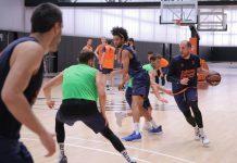 Valencia Basket da un paso más en su preparación para la Fase Final de la Liga Endesa