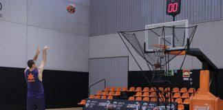 Valencia Basket arranca con tests físicos y trabajo individual en L'Alqueria del Basket