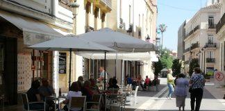 El Ayuntamiento inspeccionará las terrazas para ver que se cumple la normativa de separación y ocupación