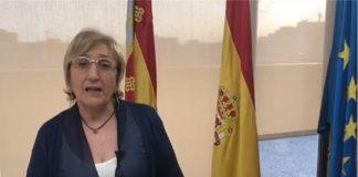 Ana Barceló comparece en directo a partir de las 18:30