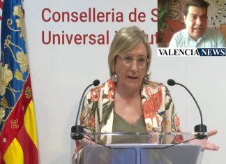Ana Barceló comparece en directo en ValenciaNews esta tarde a partir de las 18:00