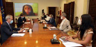 La comisión de reconstrucción de Les Corts se inicia con vetos a comparecientes