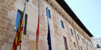 Minuto de silencio en las Instituciones Valencianas de forma desigual