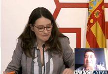"""Oltra pide en """"vasco"""" al Gobierno Central que quieren gestionar la renta aprobada por el Gobierno del """"Ingreso mínimo vital"""""""