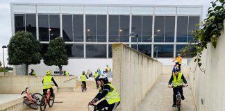 """Abierta la inscripción para la segunda edición del programa educativo de """"Aula Ciclista"""""""