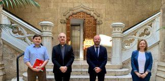 Diputacio de Valencia concede una ayuda a Cáritas de 250.000€