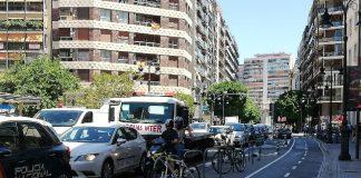 El PP reactivará la campaña contra el caos de tráfico en Colón tras haber recogido en cuatro días ya más de 2.000 firmas.imagen ValenciaNews