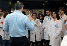 Cerca de 600 estudiantes realizan el examen online de acceso al Grado en Medicina de la CEU UCH