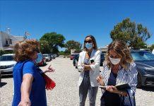 """Paula Llobet """"Gobierno de Ribó y el concejal de playas Grezzi siguen sin tener listas y preparadas las playas de Valencia semanas después de su reapertura"""""""