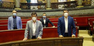 Giner censura al PSPV por consentir que la EMT de Grezzi controle el urbanismo en la ciudad